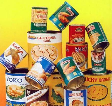 教你如何辨别罐头的质量