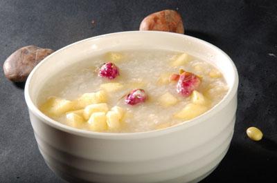 24节气饮食法—大寒—养颜玫瑰粥