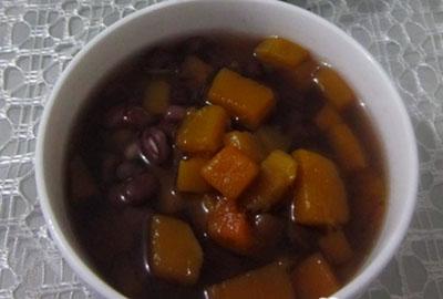 24节气饮食法—春分—红小豆煲南瓜